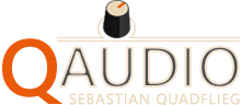 q-audio logo